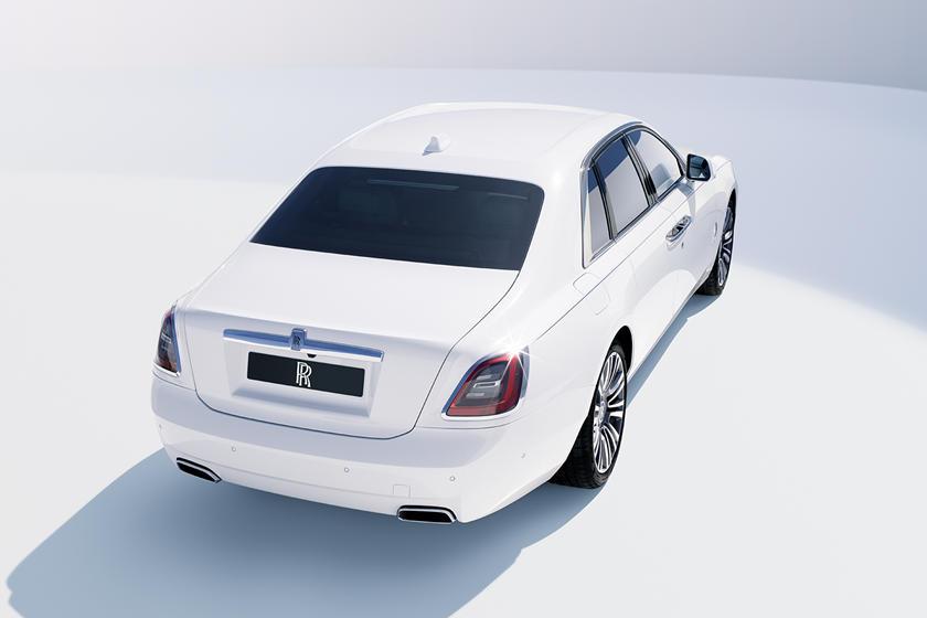 Фото нового Rolls-Royce Ghost