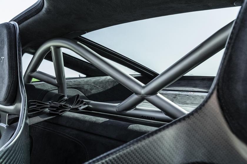 каркас McLaren 765LT