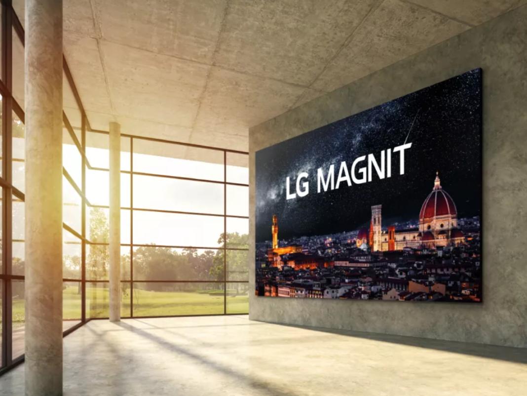 Супер телевизор от LG