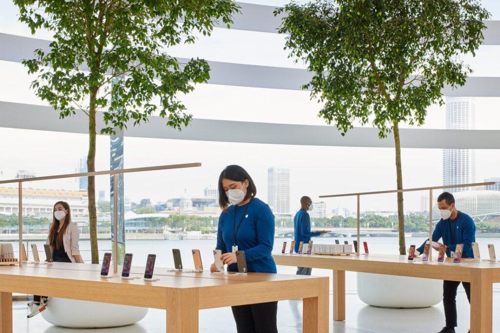 фото Apple Store