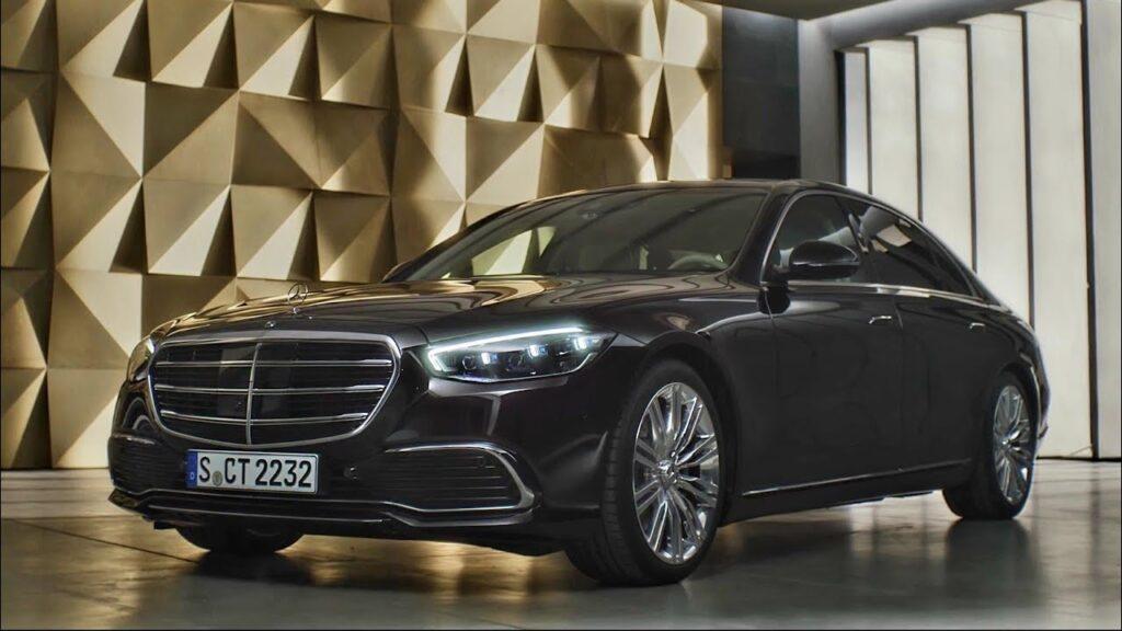 производство для нового Mercedes-Benz S-Class