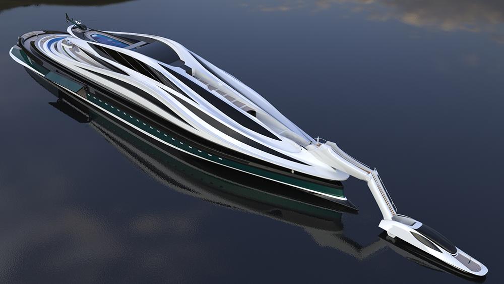 Avanguardia яхта