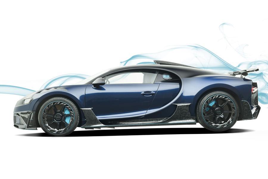 тюнинг Bugatti Chiron