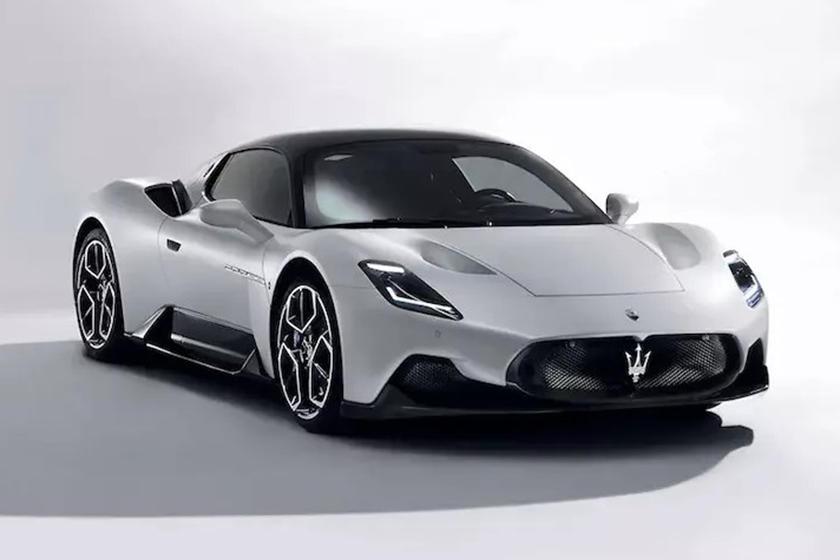 суперкар Maserati MC20 характеристики