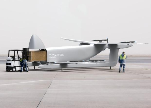 проект грузового беспилотника