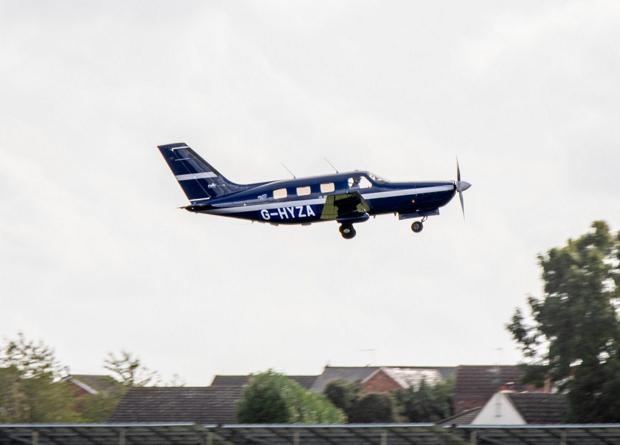 водородный самолет
