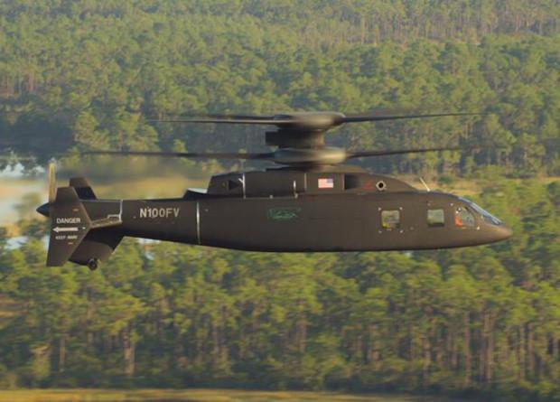 вертолет SB>1
