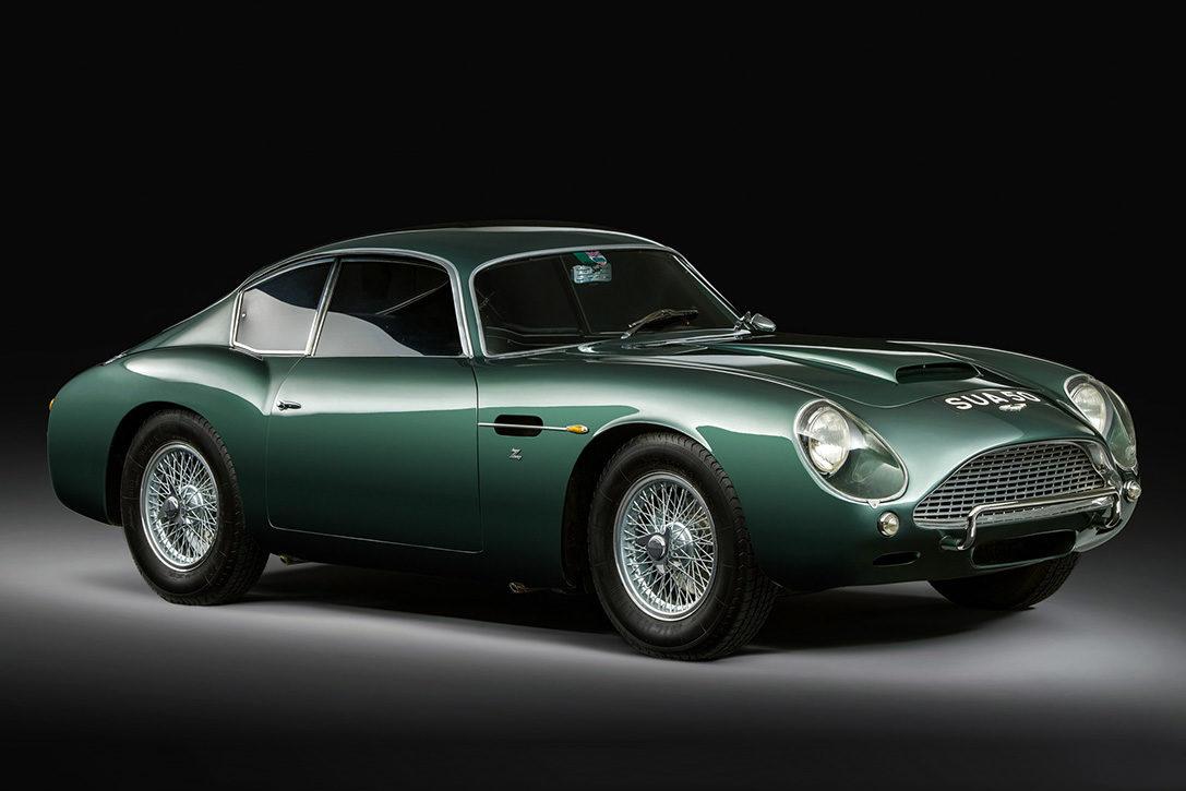 Aston Martin и Zagato