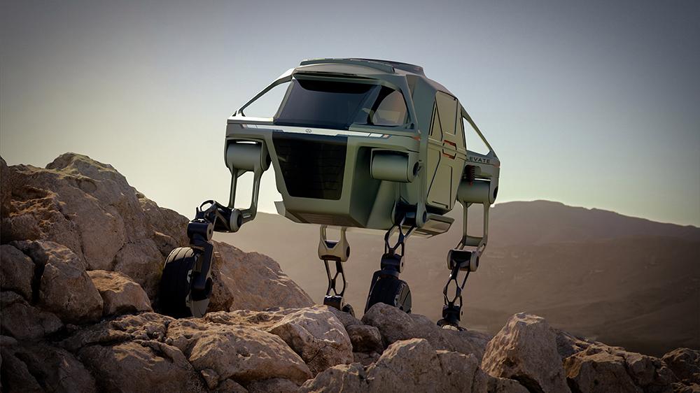 Hyundai Elevate фото