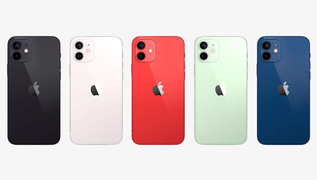 iPhone 12 и 12 mini