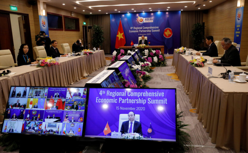 «Всестороннее региональное экономическое партнерство» (ВРЭП)