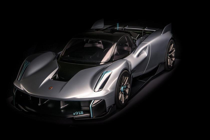 15 концептов Porsche