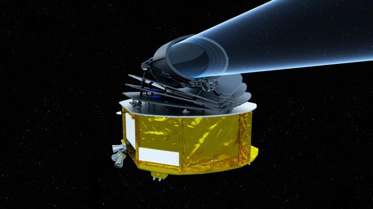 проект космического телескопа ARIEL