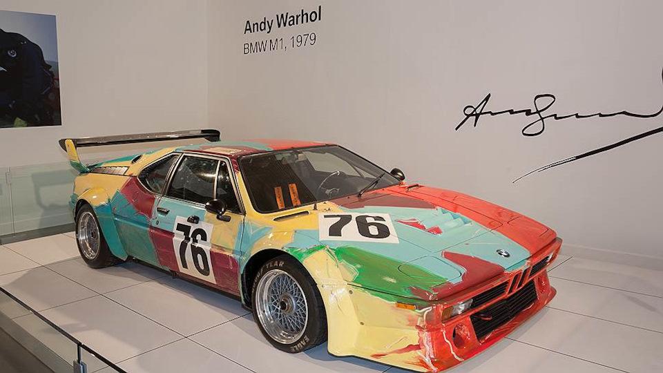 BMW M1 фото