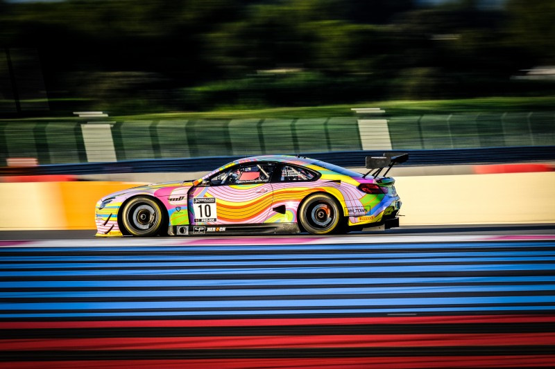 фото BMW M6 GT3 Boutsen Ginion Racing 2020