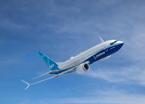 фото, характеристики, цена Boeing 737 MAX