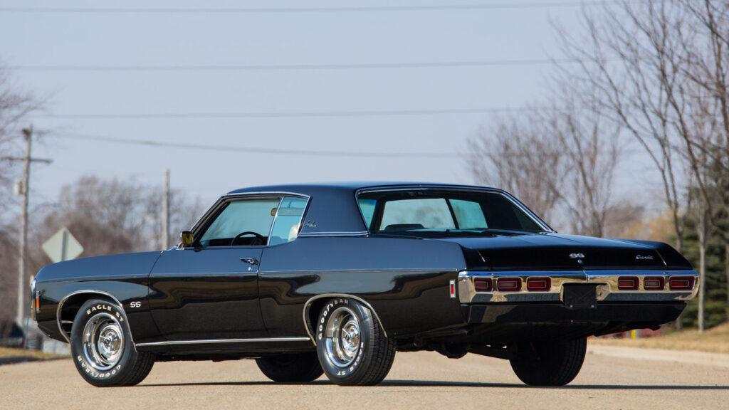 фото 1969 Impala SS