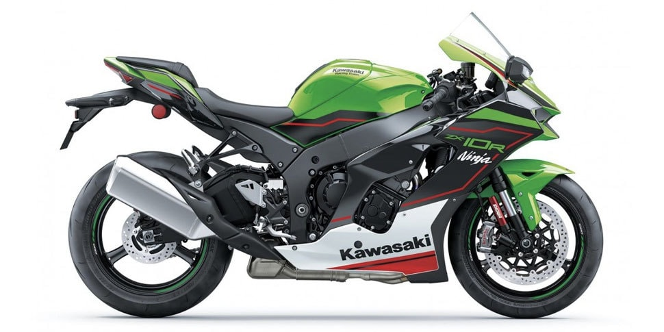 скорость Kawasaki Ninja ZX-10R