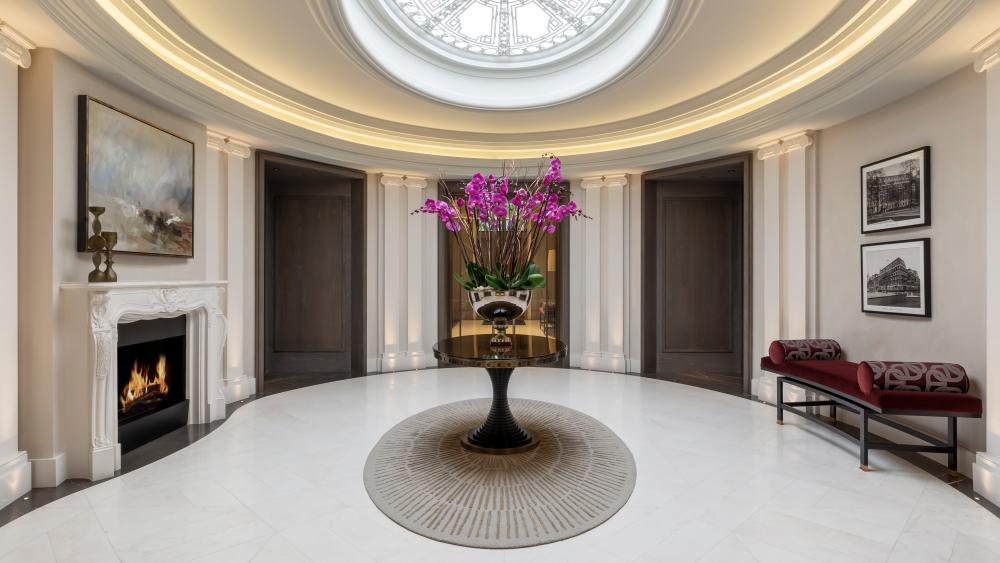Пентхаус в Лондоне за $184 миллиона с собственным овальным кабинетом