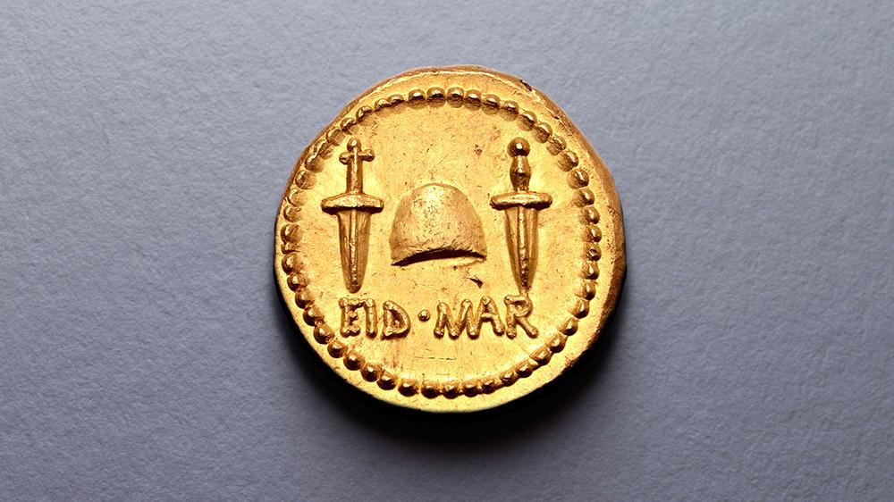 монет aureus обзор, цена, фото