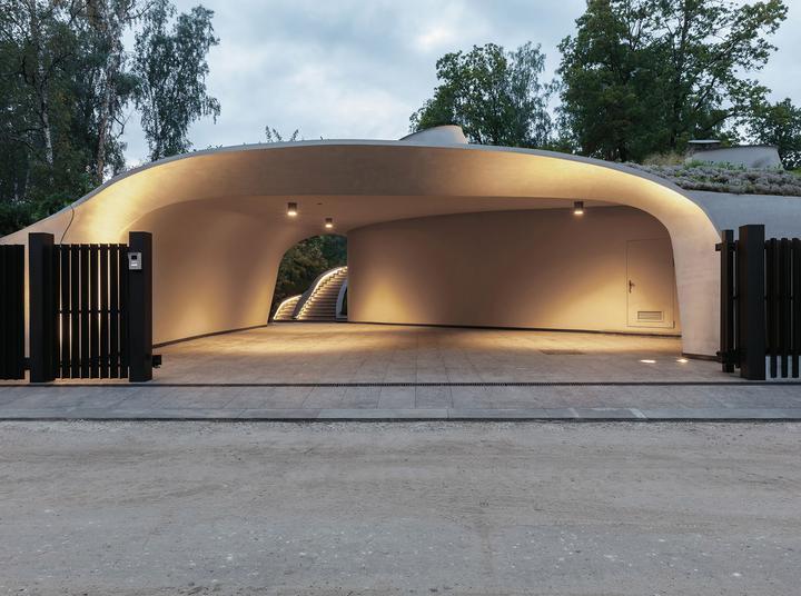 уникальная архитектура и дизайн