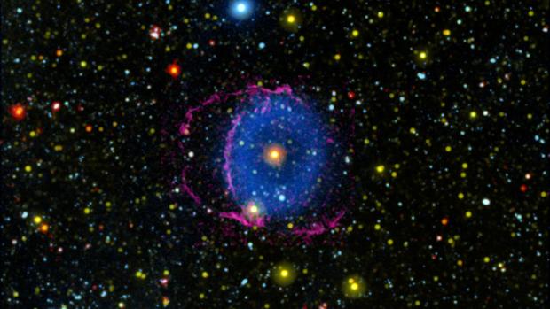 слияние звезд