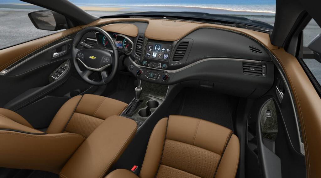 Chevrolet Impala фото и характеристики