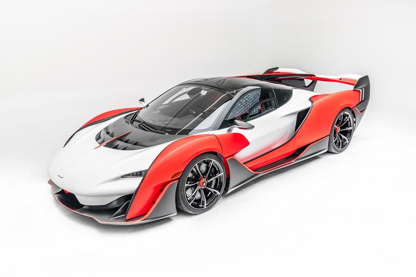 цена и скорость McLaren Sabre