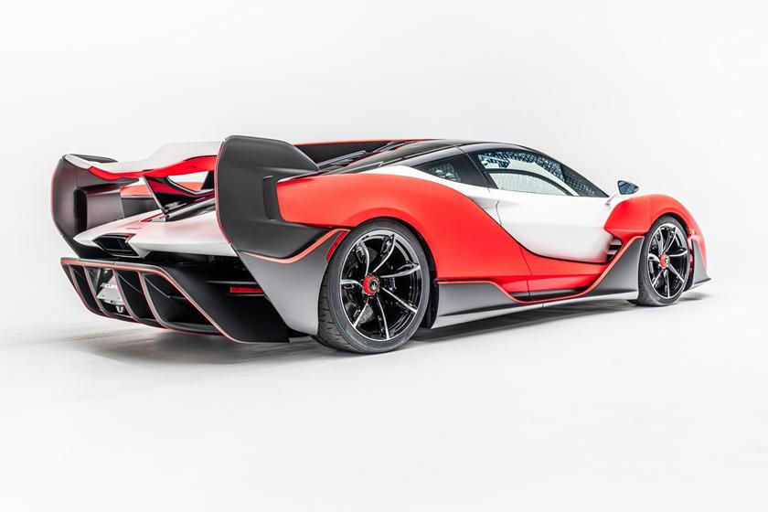 фото McLaren Sabre