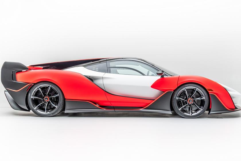 обзор и характеристики McLaren Sabre