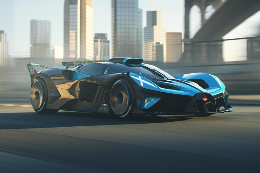 Бугатти объединилась с Zynga, чтобы представить Bolide в популярной мобильной игре CSR Racing 2