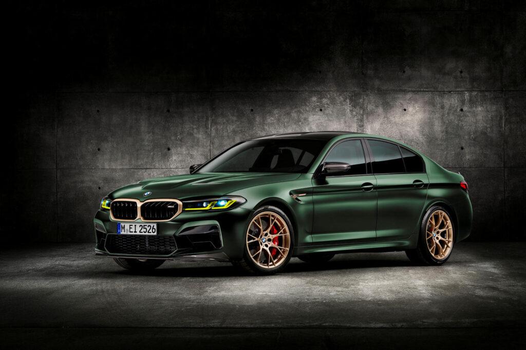самая лучшая BMW M5 CS