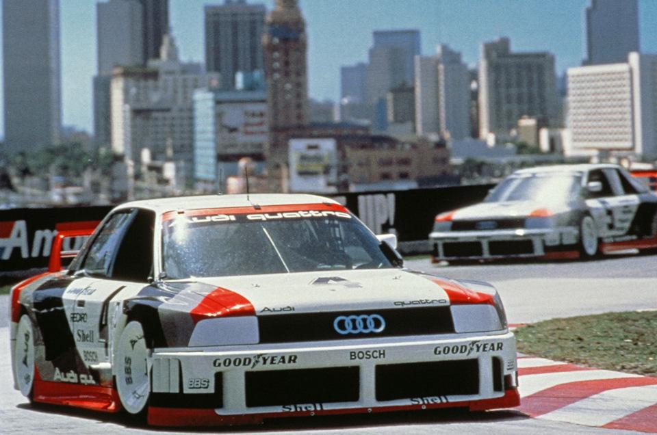 Audi 90 Quattro GTO фото