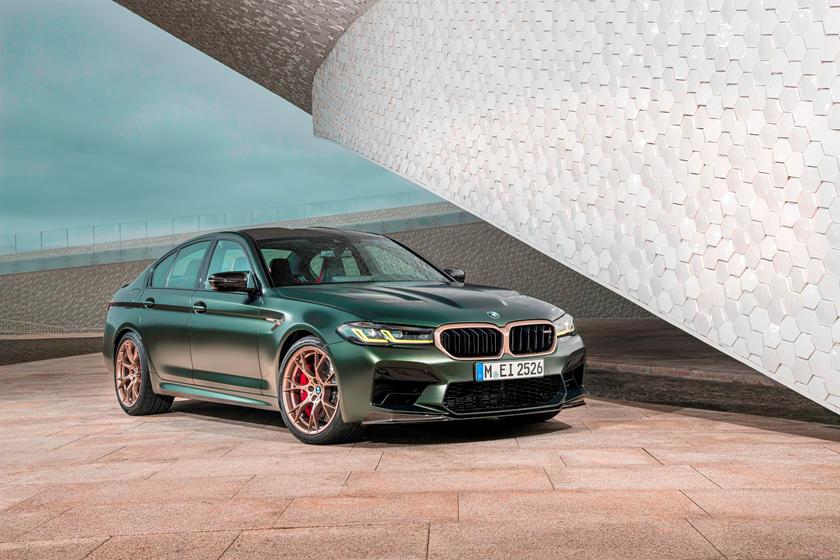BMW M5 CS цена и характеристики