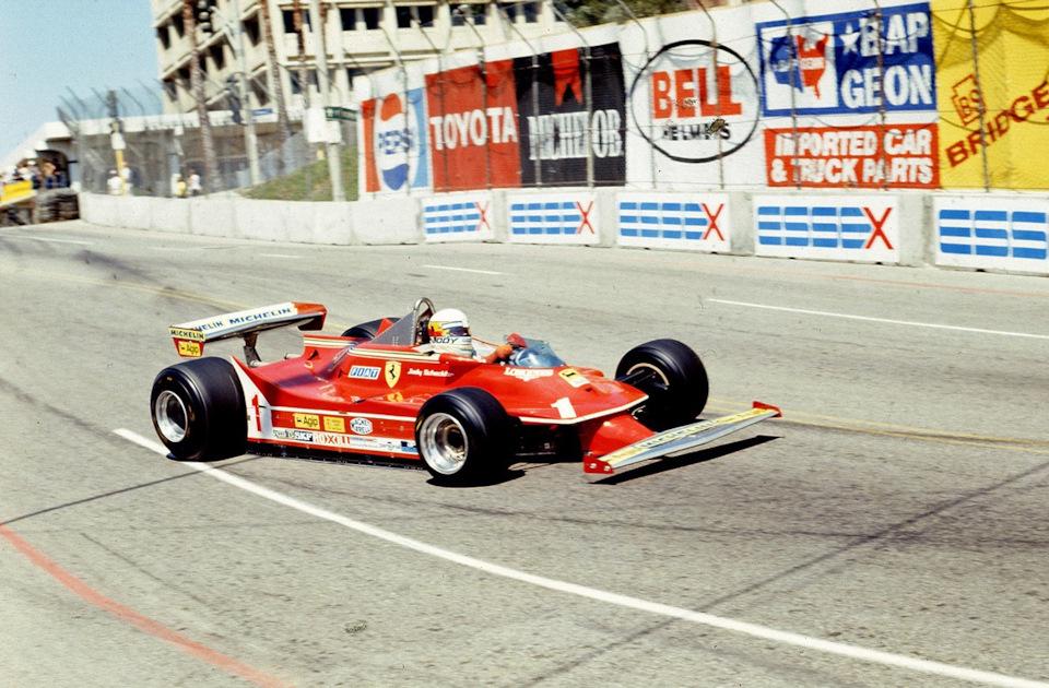 Ferrari 312 обзор