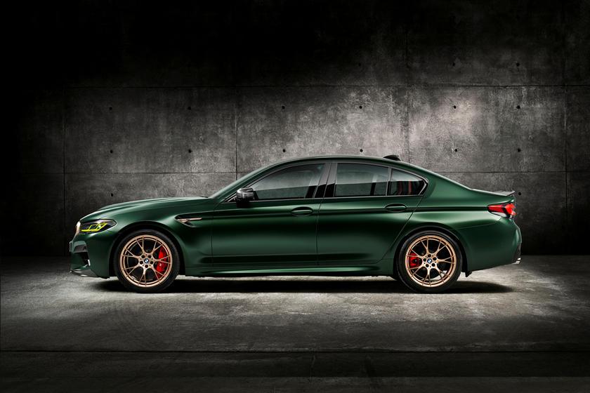динамика и цены BMW M5 CS