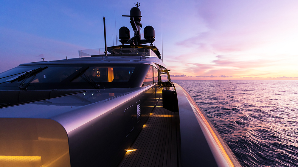 характеристики и цена яхты Tankoa