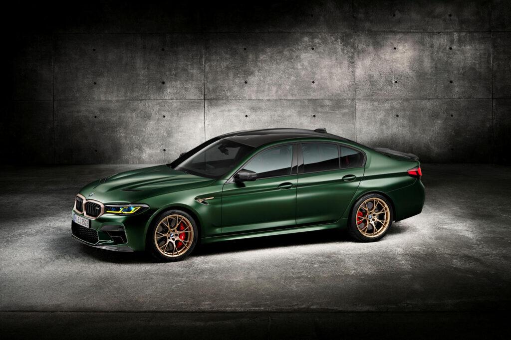 BMW M5 CS обзор