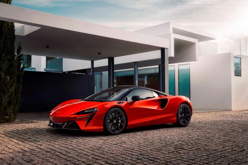 McLaren Artura характеристики