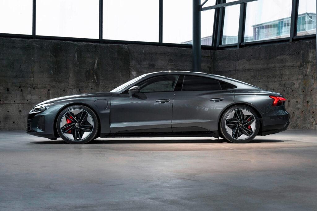 характеристики и цена Audi e-tron GT