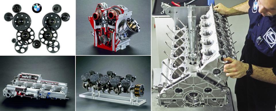 Технические секреты двигателя BMW E41/4