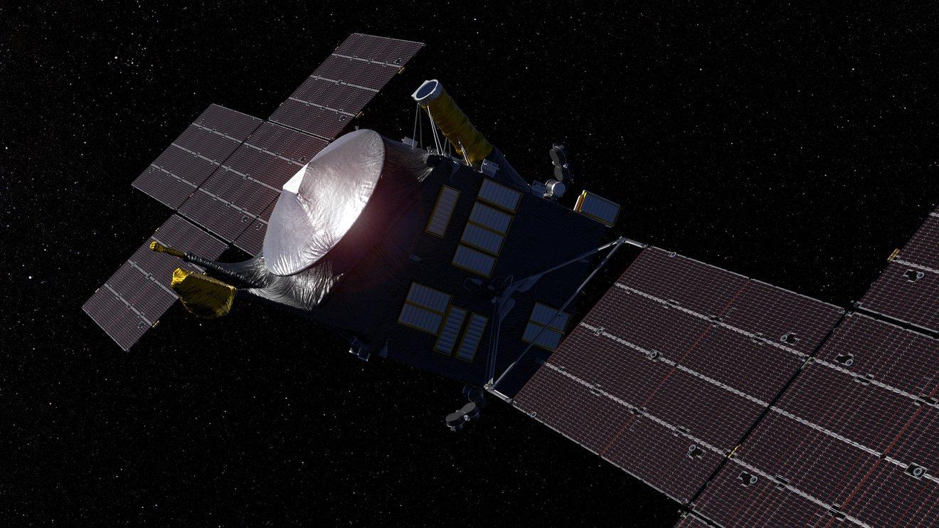 NASA приступило к сборке межпланетной станции Psyche