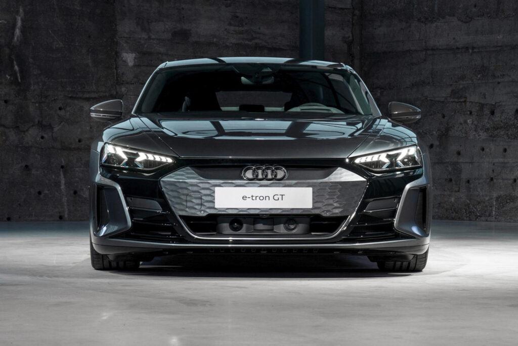 фото Audi e-tron GT