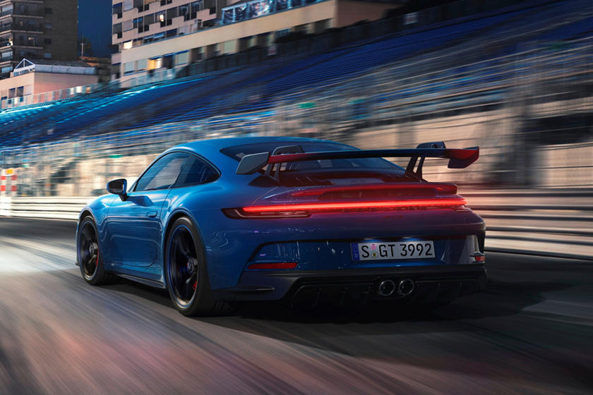 цена и характеристики Porsche 911 GT3