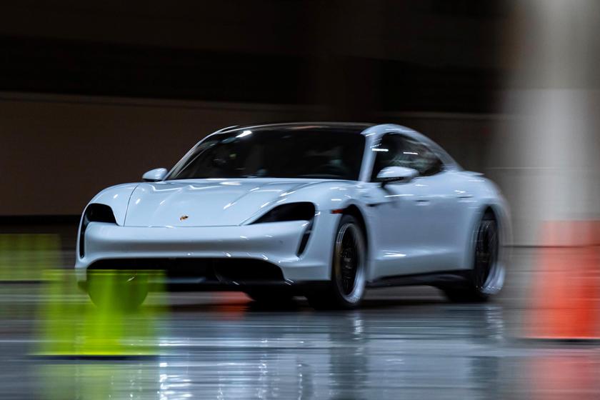 Porsche Taycan Turbo S