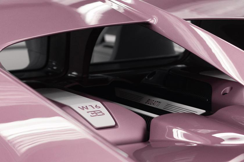 обзор Bugatti Chiron Sport