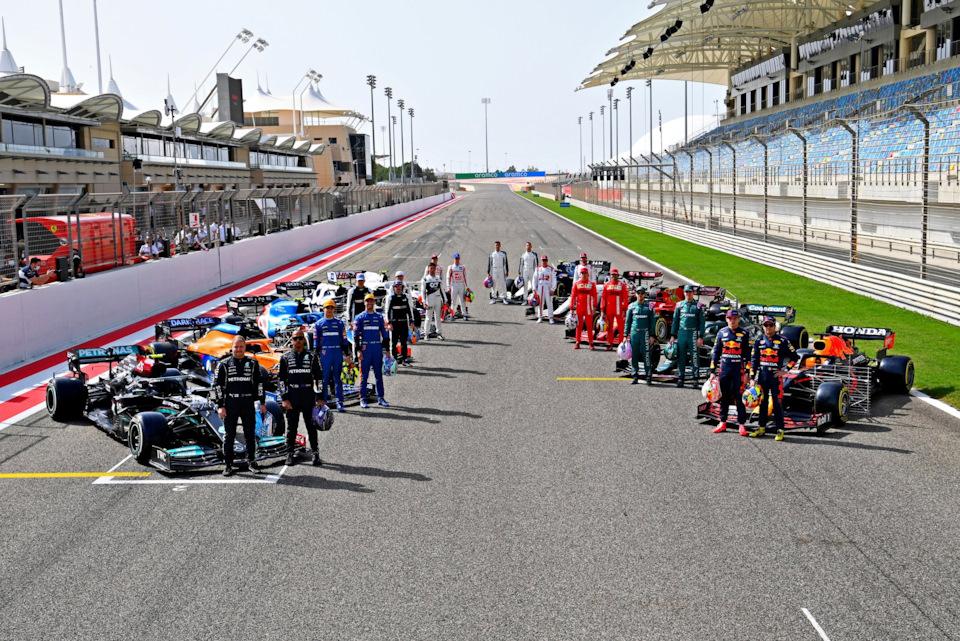 F1 - 2021
