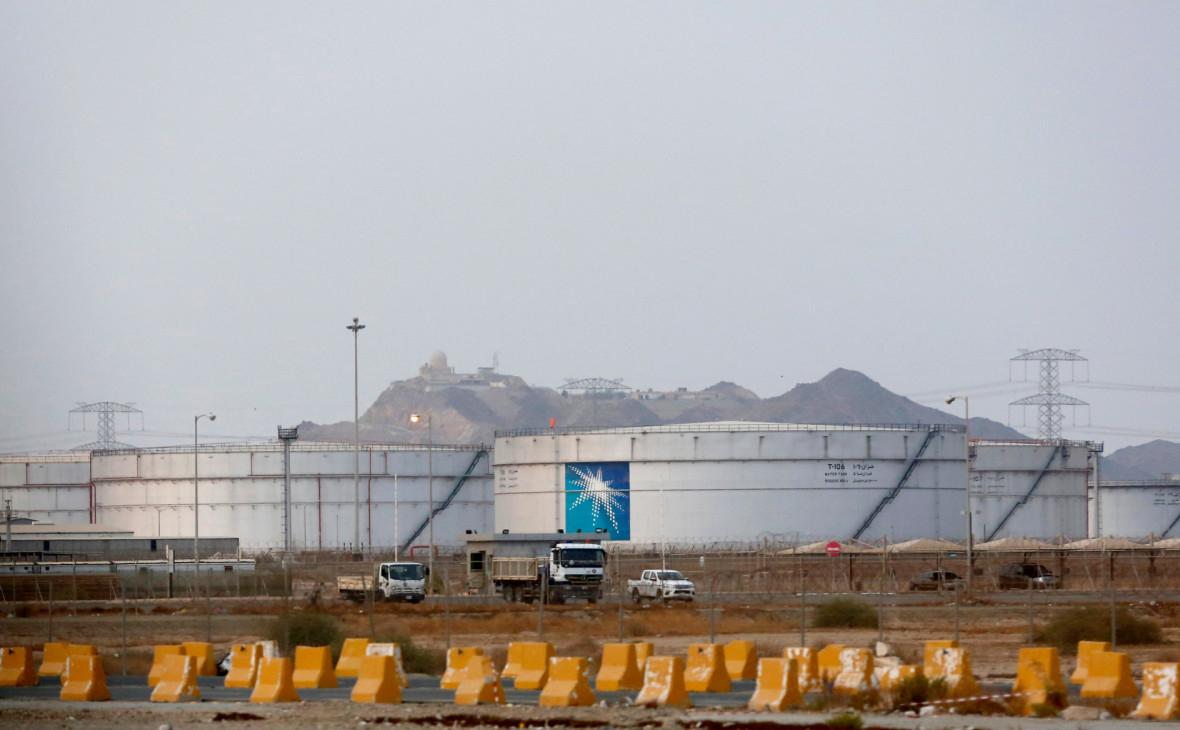 нефтяной порт Саудовской Аравии
