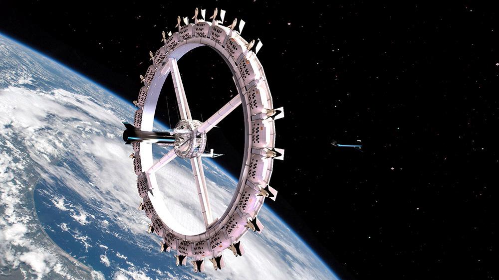 Bonkers Space