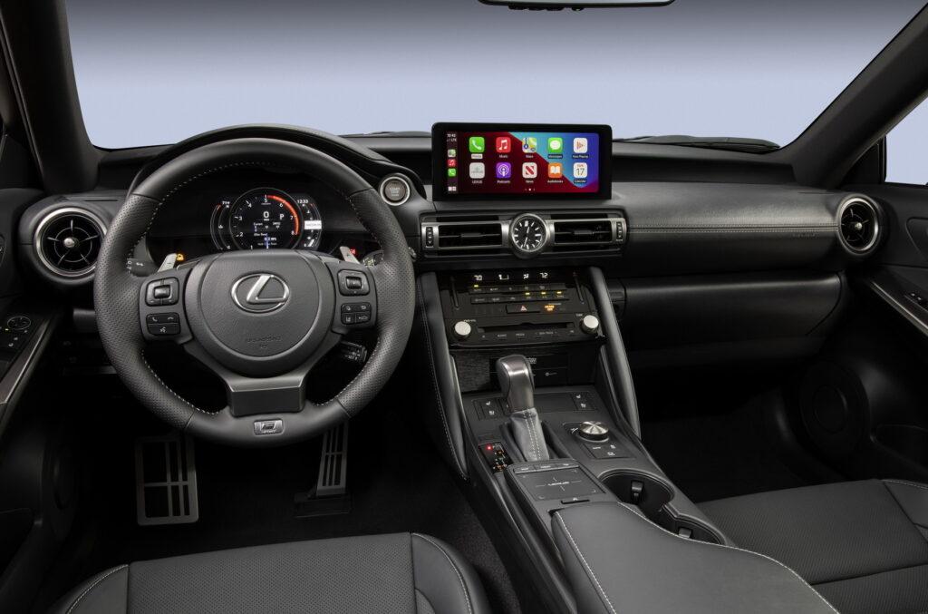 фото Lexus IS 500 F